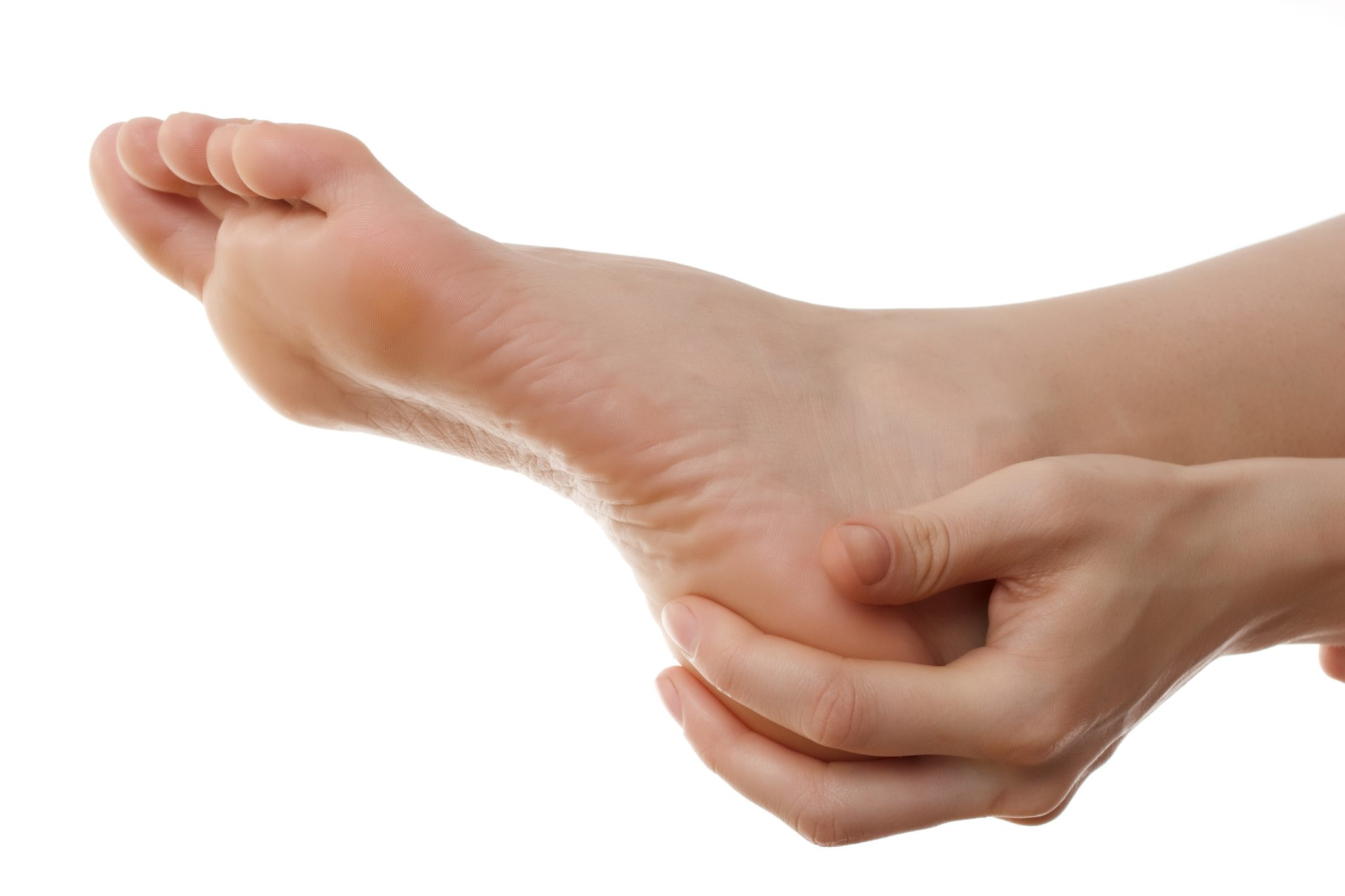 Arch Pain and Heel Pain